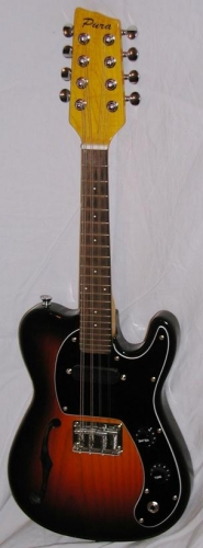 MODEL: electric mandolin